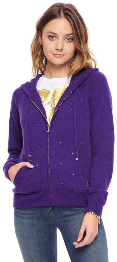 Juicy Couture Embellished Cashmere Jacket