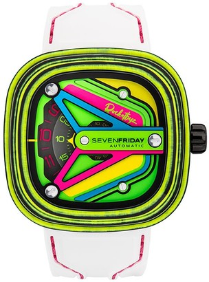 Sevenfriday x Rocketbyz Limited Edition 01 M3 47mm set