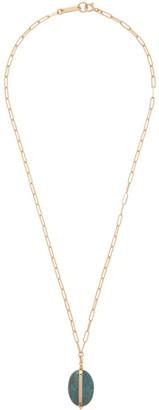 Isabel Marant Blue Stone Necklace