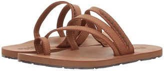 Flojos Athena (Tan/Brown) Women's Sandals