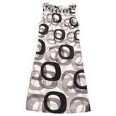 Christian Dior Mid-Length Silk Dress