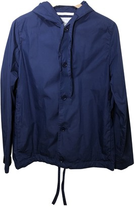 Norse Projects Blue Cotton Jackets