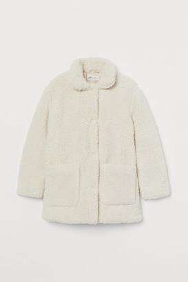 H&M Fleece Coat