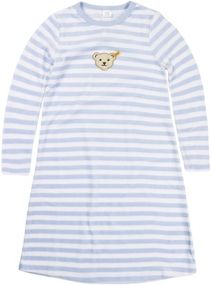 Steiff Girl's Nachthemd 0006578 Long Sleeve Top