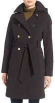 GUESS Hooded Softshell Trench Coat