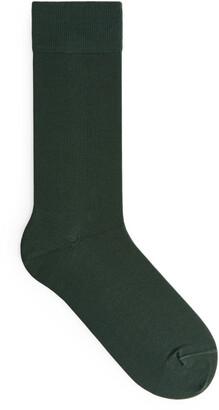 Arket Mercerised Cotton Socks