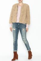 BB Dakota Tucker Furry Coat