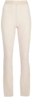 Nomia Textured Knit Trousers