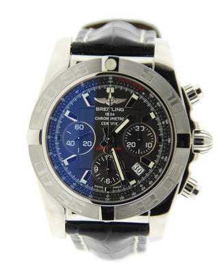 Breitling Chronomat Grey Steel Watches