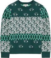 Kenzo Mini Me wool blend sweater