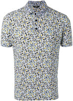 Fendi printed shirt - men - Cotton - 50