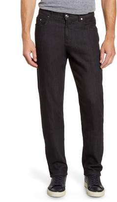 Brax Cooper Five Pocket Straight Leg Pants