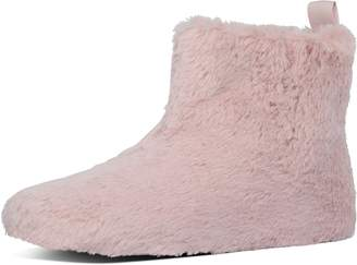 FitFlop Furry Slipper Booties