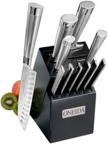 Oneida Stainless Steel 13-Piece Knife Block Set