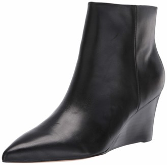 Nine West Women's Carter Wedge Ankle Boot