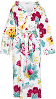 Pip Studio Floral Fantasy Star White Bathrobe
