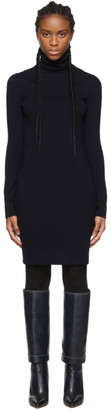 Sportmax Navy Giovane Dress