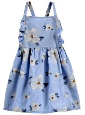 Carter's Toddler Girls Daisy Linen Dress