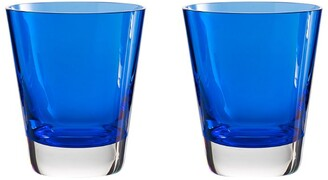 Baccarat Mosaique Crystal Tumblers (Set Of 2)