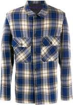 Pierre-Louis Mascia check print shirt