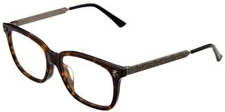 Gucci Unisex Gg0218 53Mm Optical Frames
