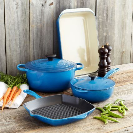 Le Creuset Marseille 6-Piece Classic Cookware Set