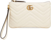 Gucci GG Marmont Quilted Wrist Wallet