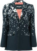 DSQUARED2 'Cigarette' blazer - women - Silk/Cotton/Polyamide/Viscose - 42