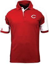 Antigua Men's Cincinnati Reds Century Polo