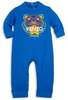 Kenzo Baby's Embroidered Textured Bodysuit