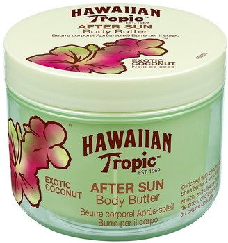 Hawaiian Tropic Coconut Body Butter 200Ml