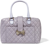 RED Valentino Quilted faux leather tote