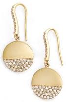 Lana Women's 'Illusion Disc' Drop Earrings