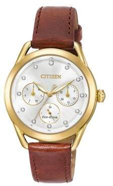 Citizen Drive Stainless Steel Multifunction Bracelet Watch