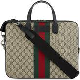 Gucci Supreme Band Briefcase Bag