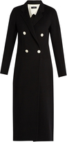 Joseph Bailey wool and cashmere-blend coat