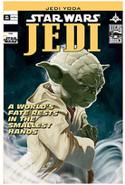 Disney Star Wars Jedi Canvas