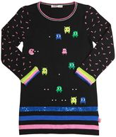 Billieblush Pacman Cotton Blend Knit Dress