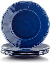 """Le Cadeaux Provence Set of 4 Melamine 9"""" Salad Plates"""