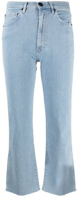 3x1 High-Waisted Jeans