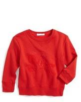 Burberry Boy's 'Equestrian Knight' Crewneck Sweater (Little Boys & Big Boys)