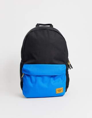 Timberland classic colour block backpack in multi