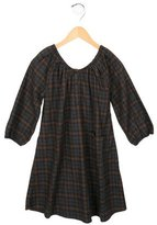 Caramel Baby & Child Girls' Plaid Shift Dress