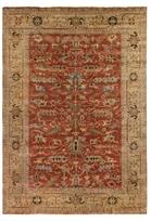 Antique Weave Serapi Persian Rug