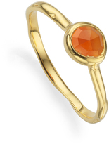 Monica Vinader Small Siren Stacking Ring