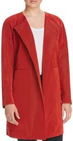 Lafayette 148 New York Rory Open Front Jacket