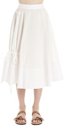 Loewe gathered Skirt