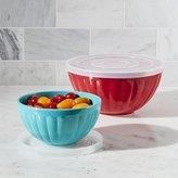 Crate & Barrel Prep & Store Small Bowls, Set of 2