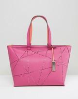 Calvin Klein Perforated Tote Bag