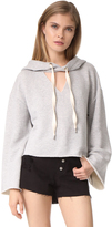 KENDALL + KYLIE Hooded Sweatshirt